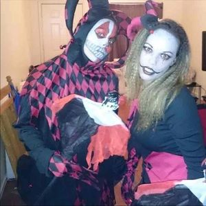 Other - His & Hers Jester Halloween Costume